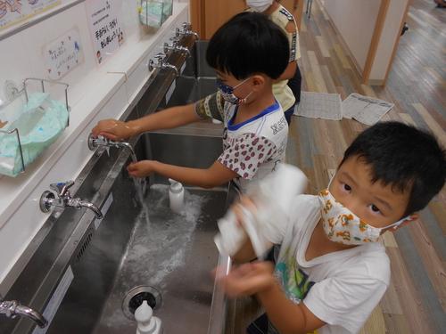 ぽぽんた②手洗い.JPG