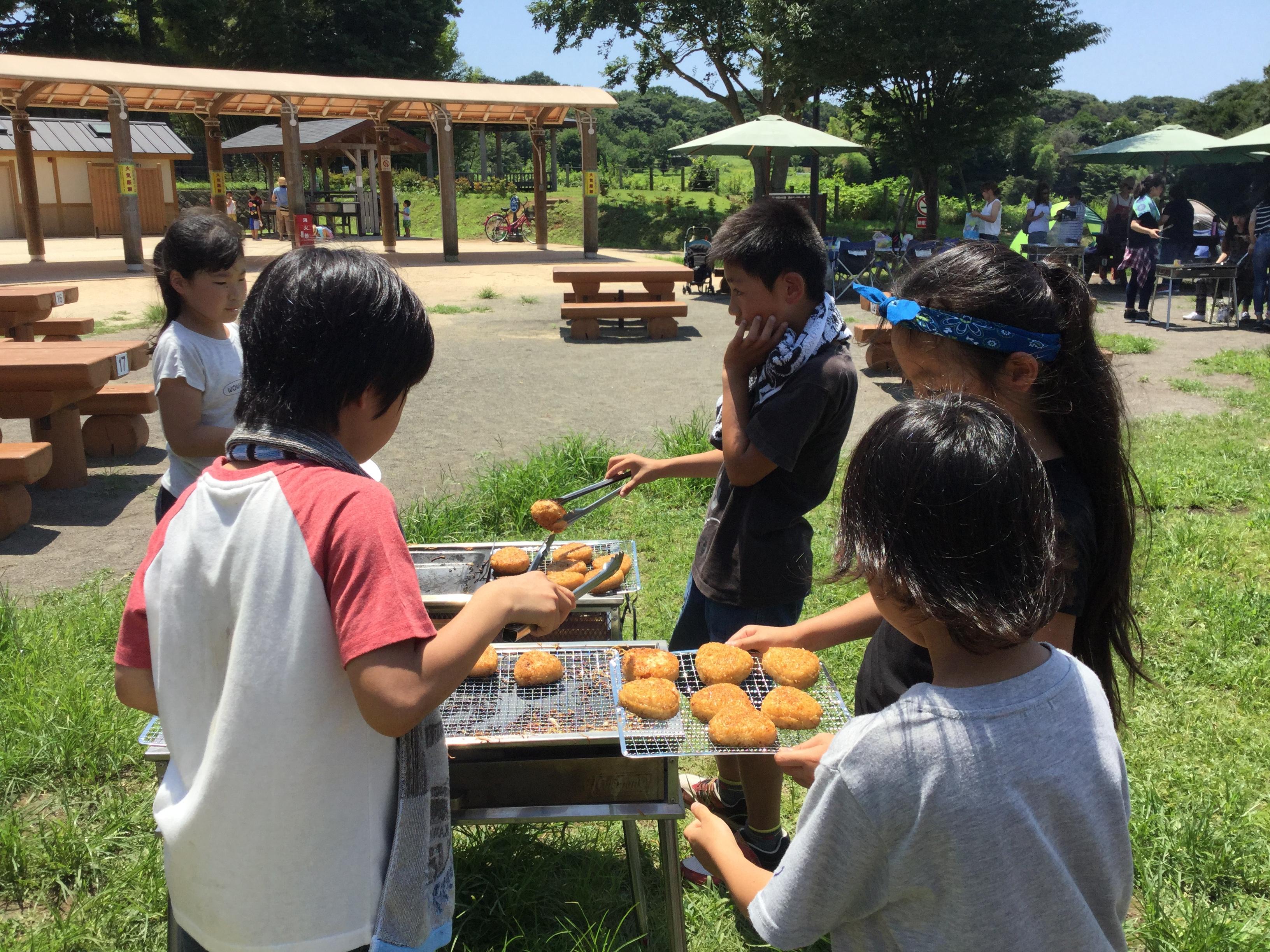 里山公園バーベキュー写真①[1].JPG