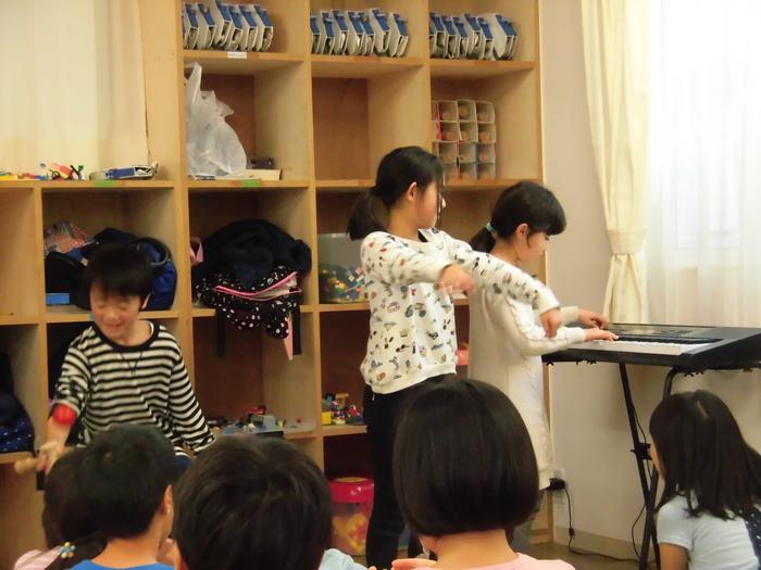 お楽しみ会 ダンス.JPG
