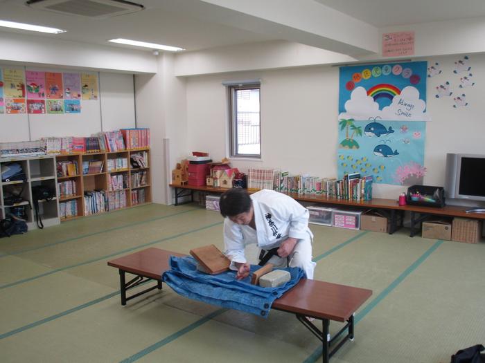 南地区 お楽しみ会・卒所式 写真③ .JPG